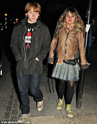 Who is rupert grint dating 2012. Who is rupert grint dating 2012.