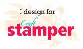 Past Design Team Member for Craft Stamper Magazine