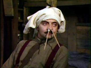 Rowan Atkinson, Blackadder