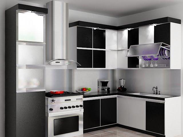 Kenali Dapur Sebelum Membangun Cari Kitchen Set Jasa