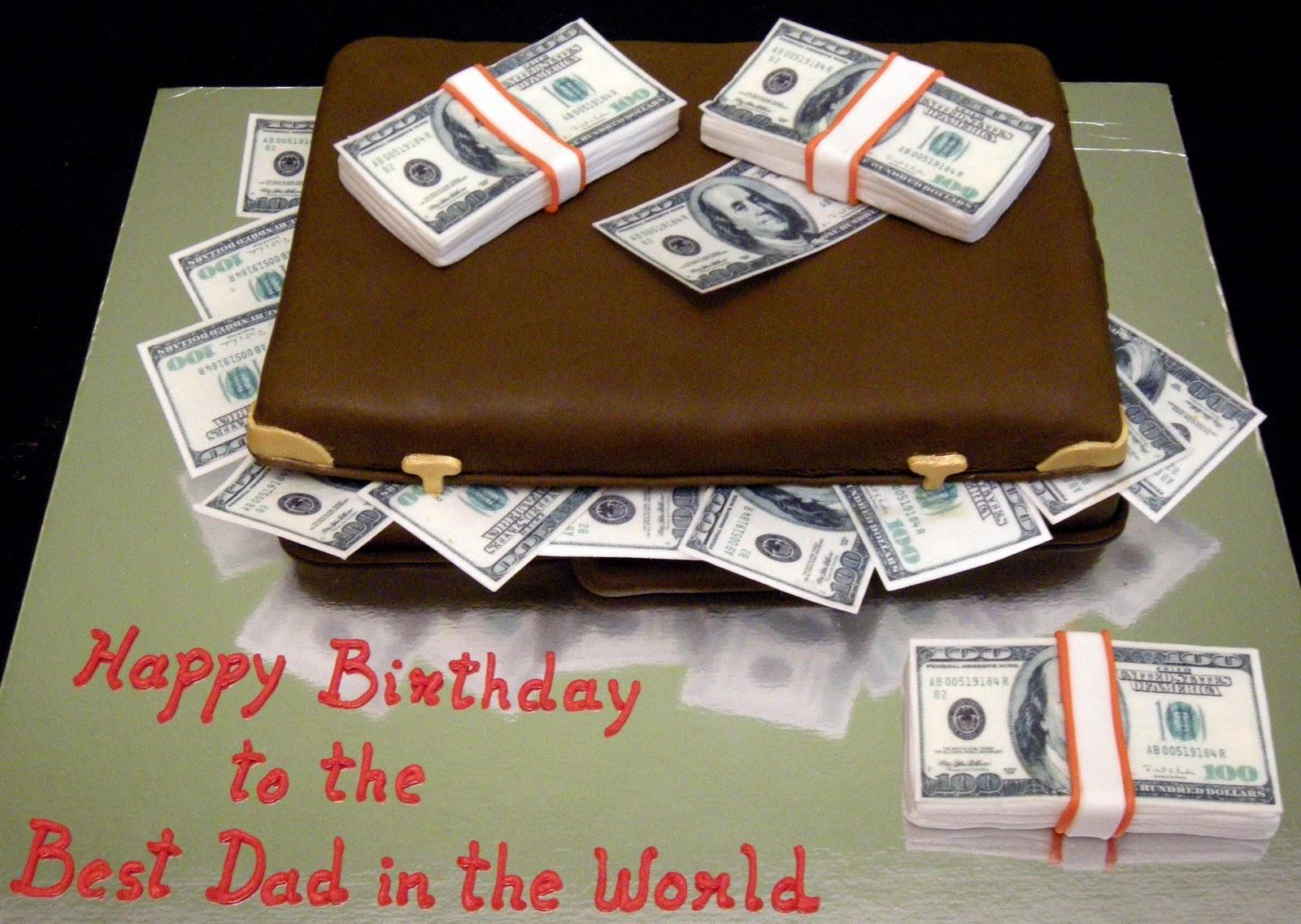 Harshi S Cakes Amp Bakes Money Suitcase