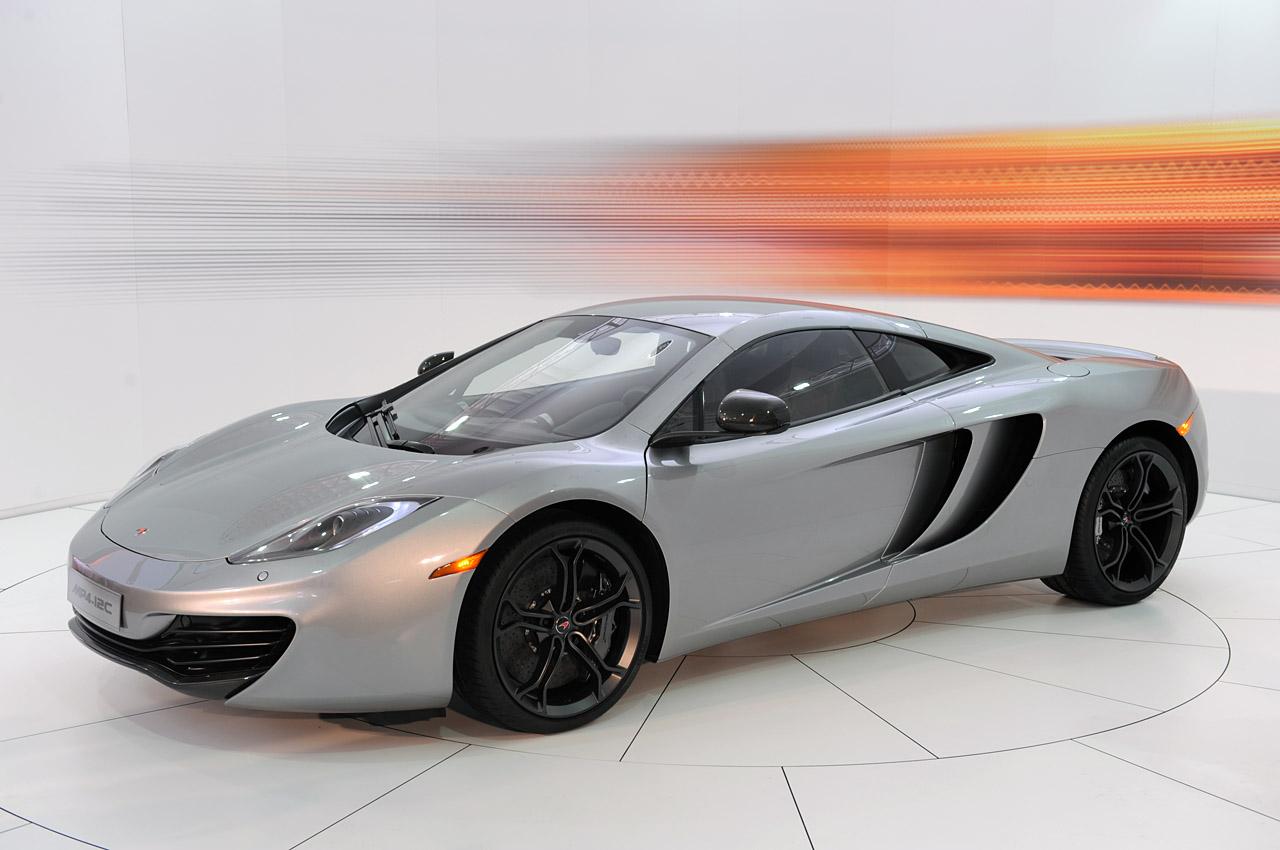 McLaren Plans Hybrid Tech For Future Sports Cars