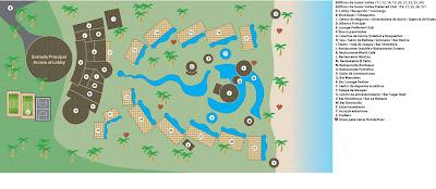 The Chai File Secrets Maroma Beach Layout