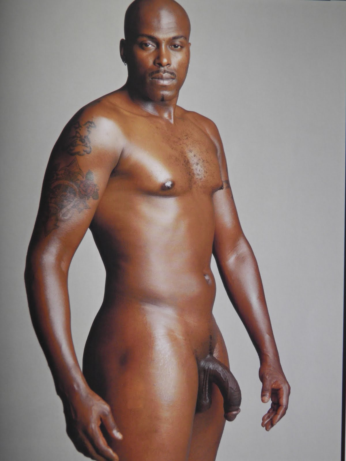 Black Male Celebrity Nude-8258