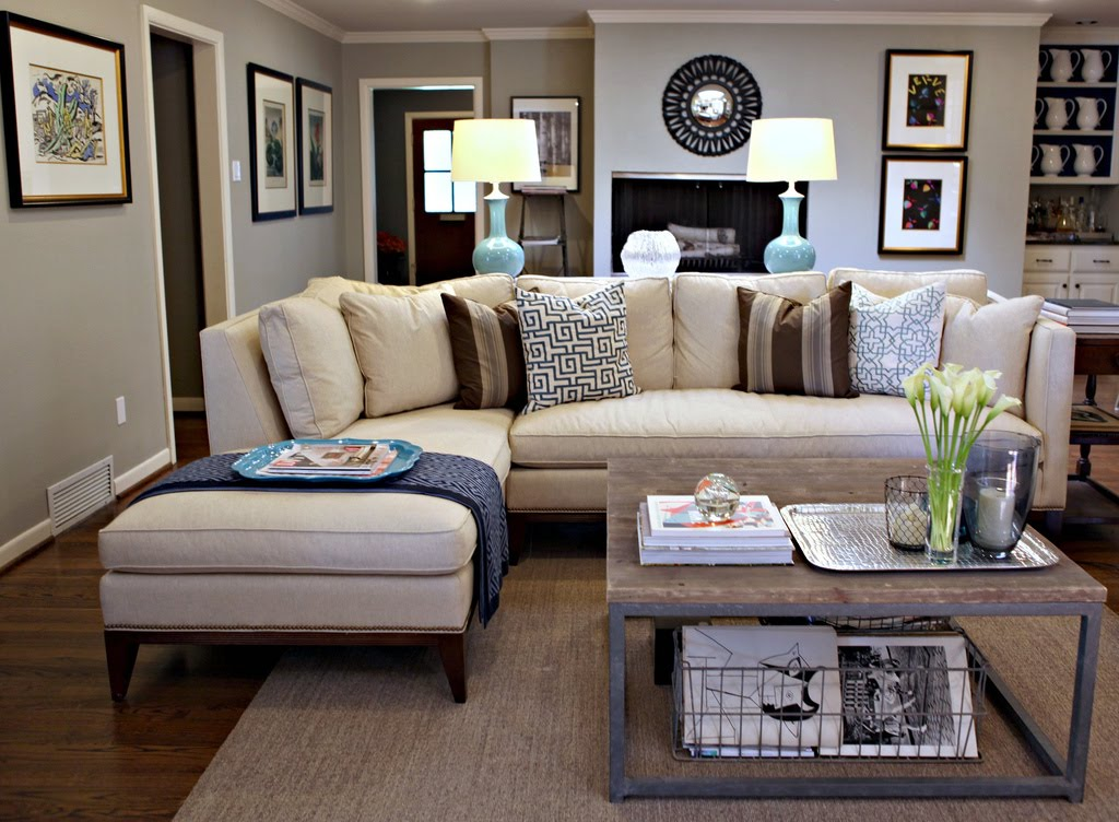 Decorating Living Room With Sectional Sofa: Knight Moves: Sofa Questions Answered