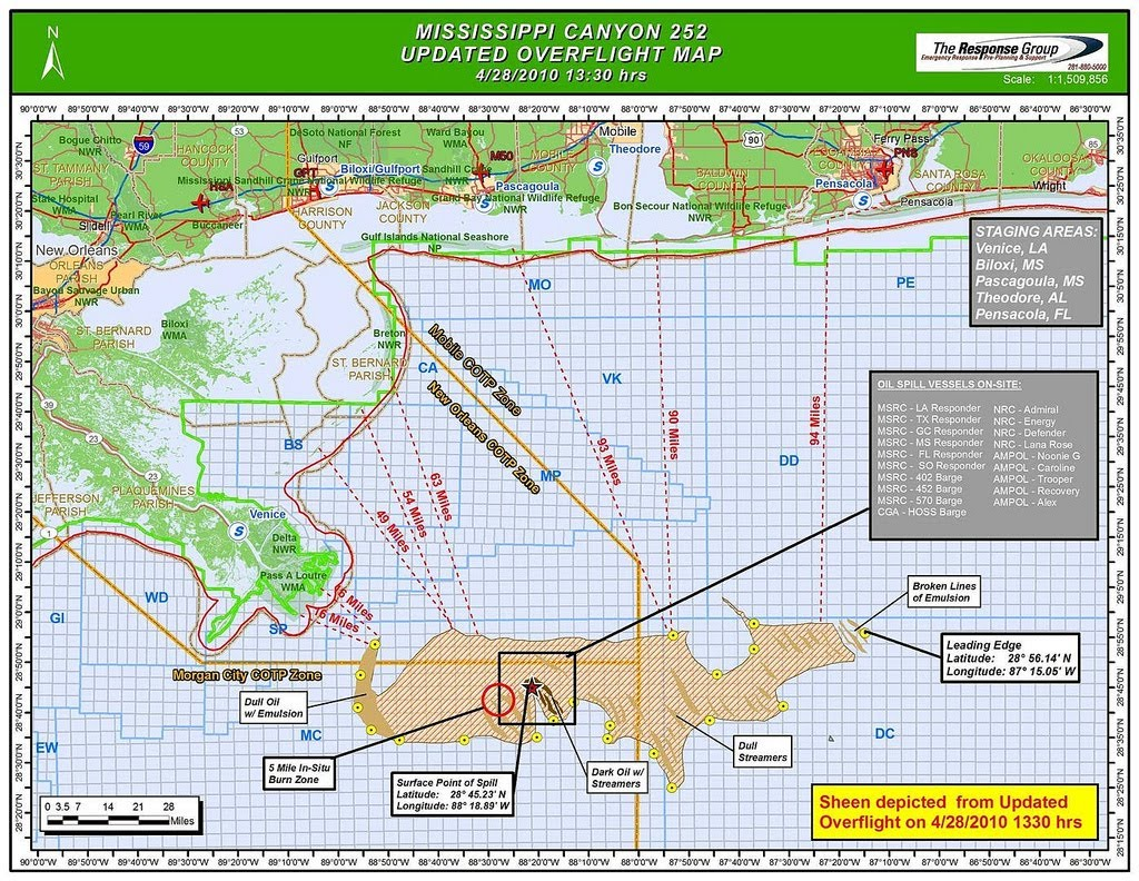 Oil-Electric: Tragedy in the Gulf - Acoustic Switch Update
