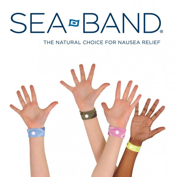 Madhouse Family Reviews: Sea-Band, The Acupressure Wristband