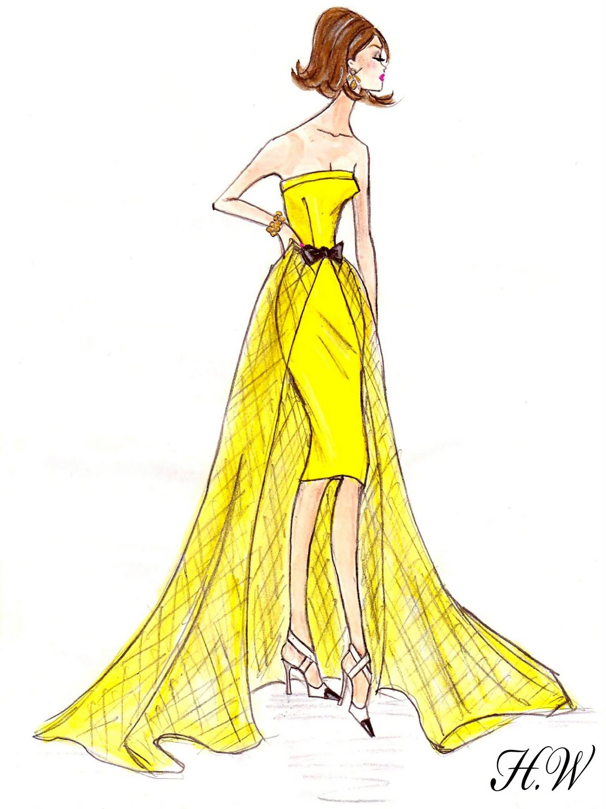 hayden williams fashion illustrations hayden williams for