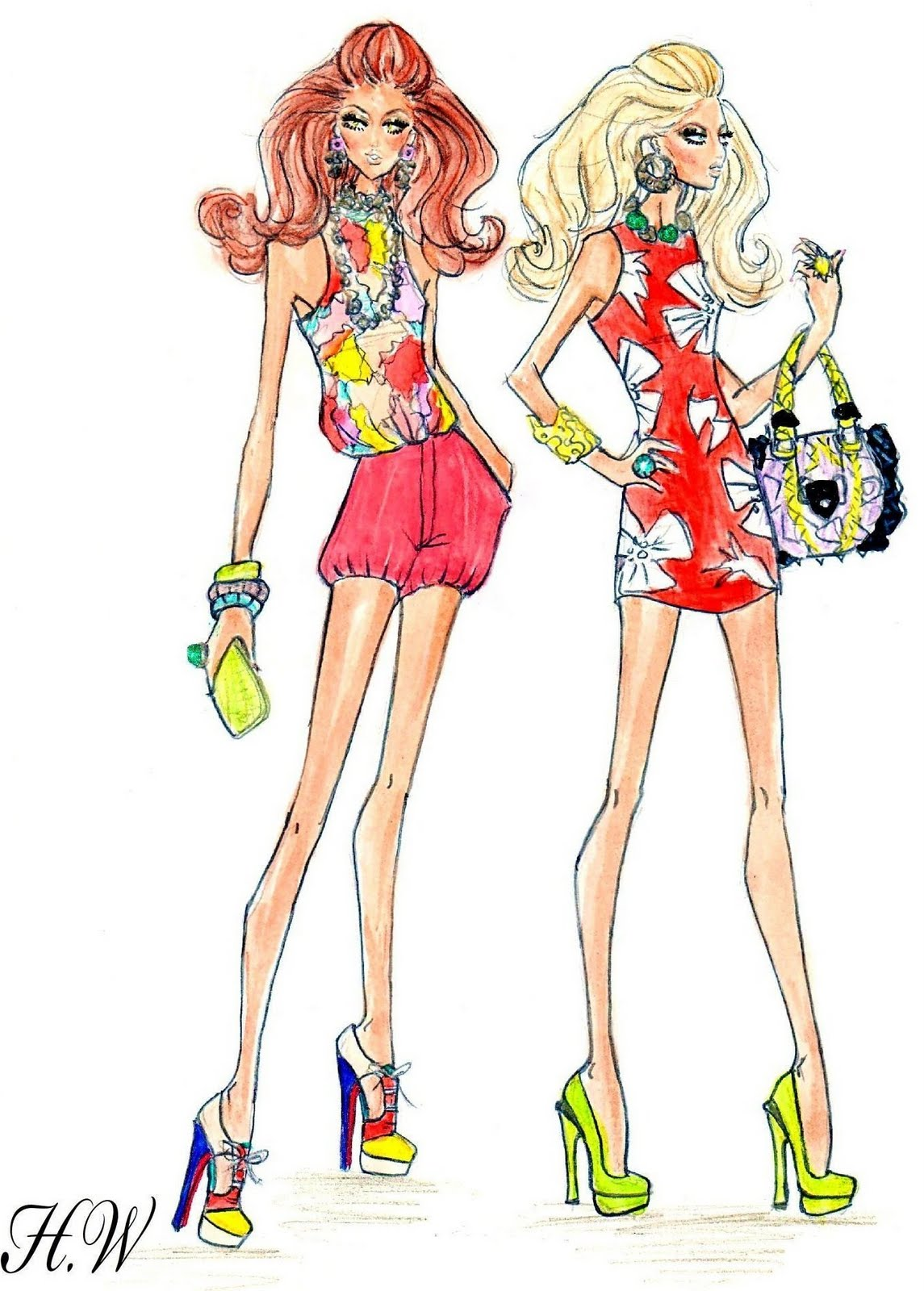 Lush Dresses