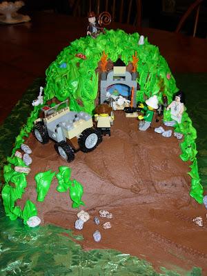 Cakeanyone Indiana Jones Cake 2nd Edition