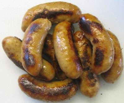 Sausage links