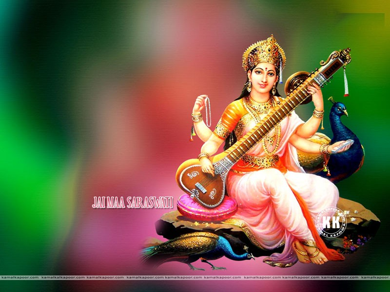 goddess saraswati puja wallpaper thecinemazone