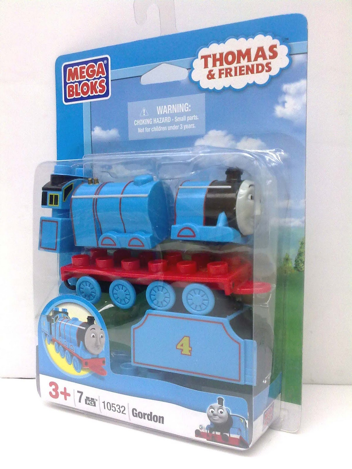 Brickstoy: Mega Bloks Thomas & Friends Train Sets New Arrival