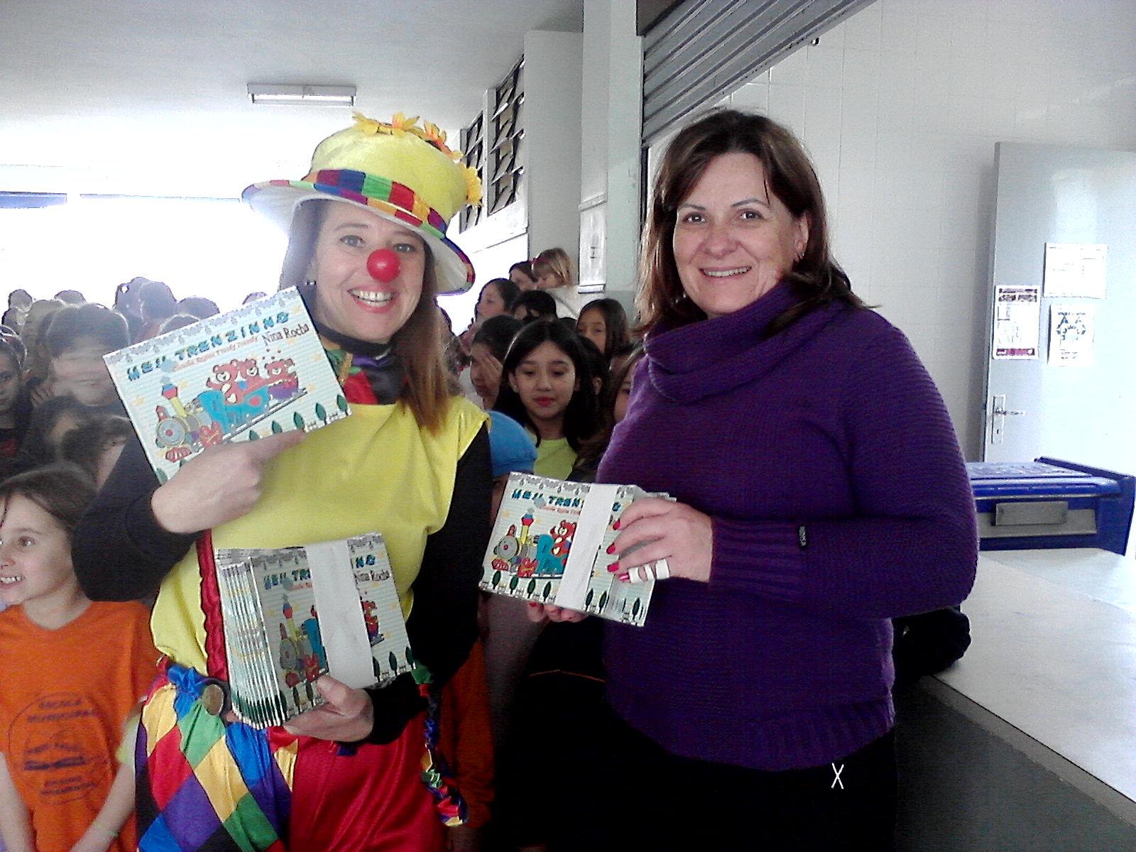 """Resultado de imagem para LANÇAMENTO LITERATURA INFANTIL """"MEU TRENZINHO"""""""