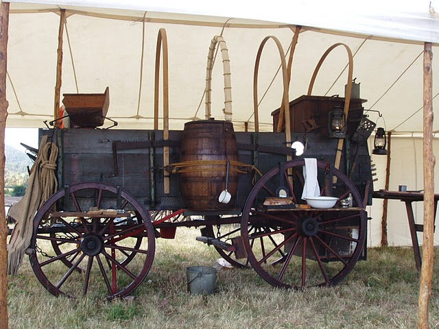 Chuck Wagon History And Cooking Chuck Wagon Recipes