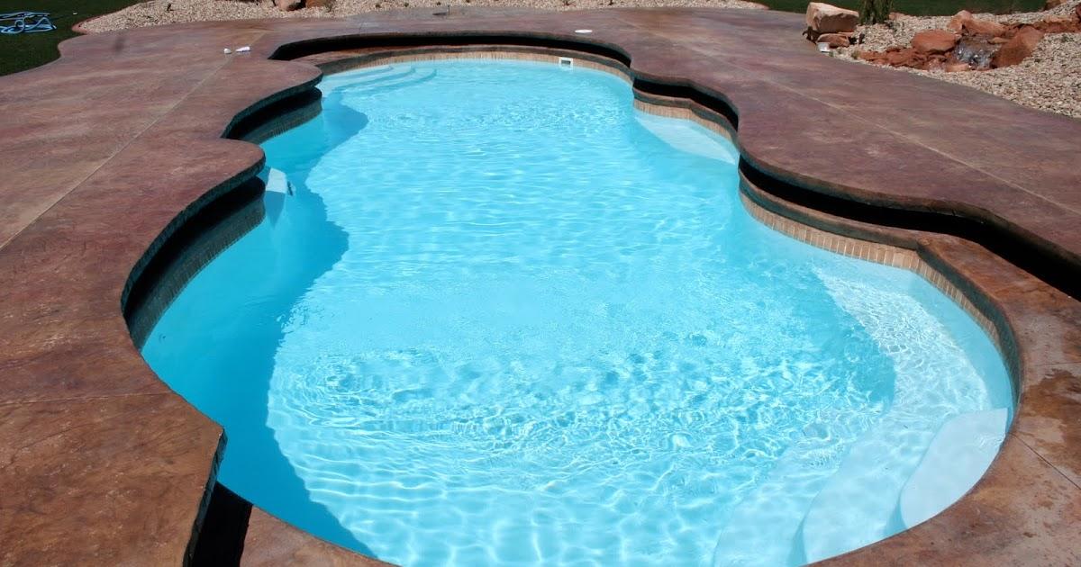 Fiberglass Spool Pool