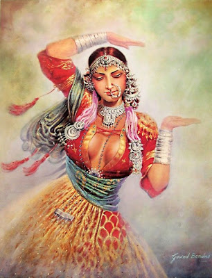 beautiful indian paintings | famous indian art painting ...