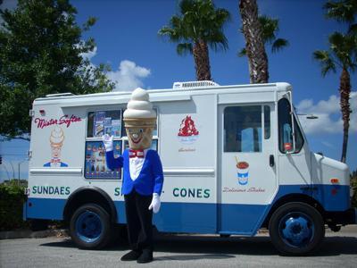 We Don't All Scream at Ice Cream Man