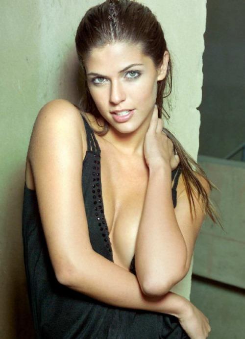 Busty girl get orgasm porn