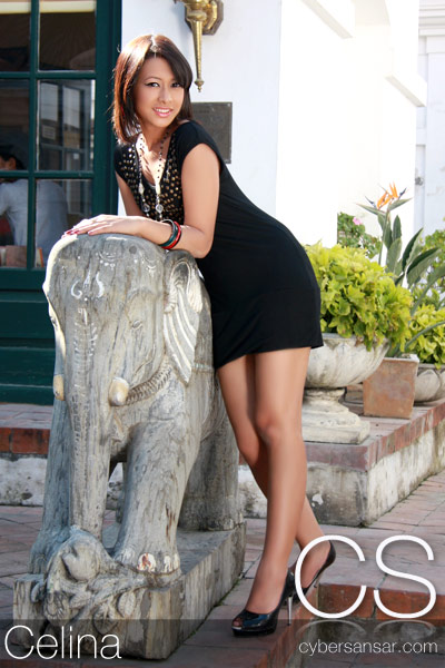 Khulla 2010 Collection Nepali Sexy Model Girl Celina -7076