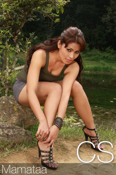 Myanmar sexy naked girl-8959