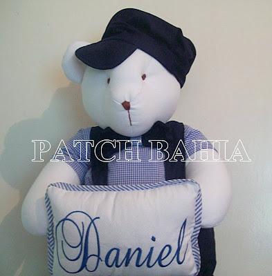 Ursinhos para o Daniel