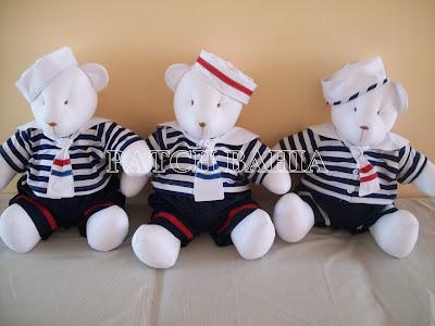 Ursinhos Marinheiros e outros ursinhos
