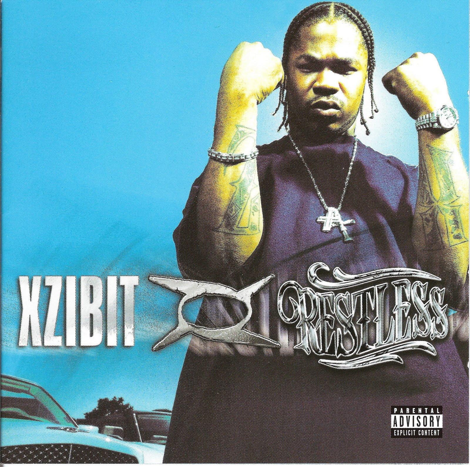 hip hop: Xzibit - Restless (2000)