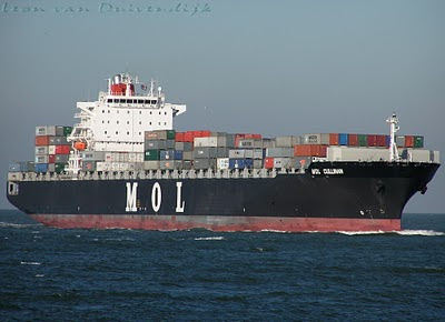 AFRICAN SHIPPING LINE - ASLINE: MOL ANNOUNCES NEW INDIAN BOUND ROUTES