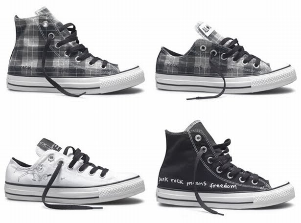 6461770f4428 converse shoes  Converse x Kurt Cobain Spring 2010 Sneaker
