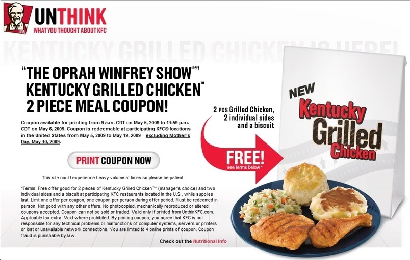 photo relating to Kfc Coupons Printable named Kfc coupon downloads : Naughty discount coupons for him printable totally free