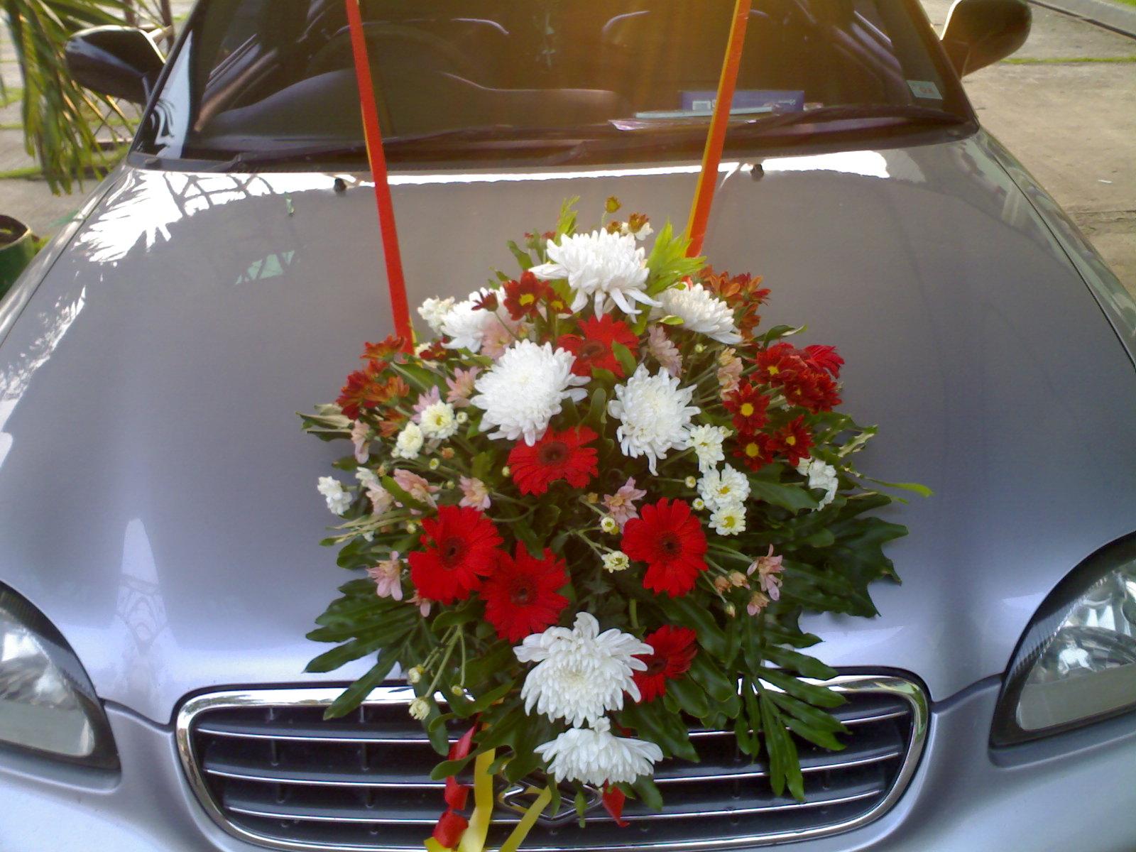 Decoration mobil tebet florist