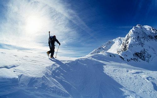 Snow Sports Theme 2