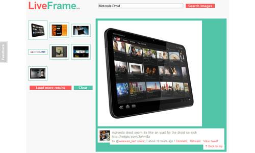 LiveFrame