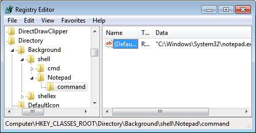 Custom Desktop Right-Click Menu 7