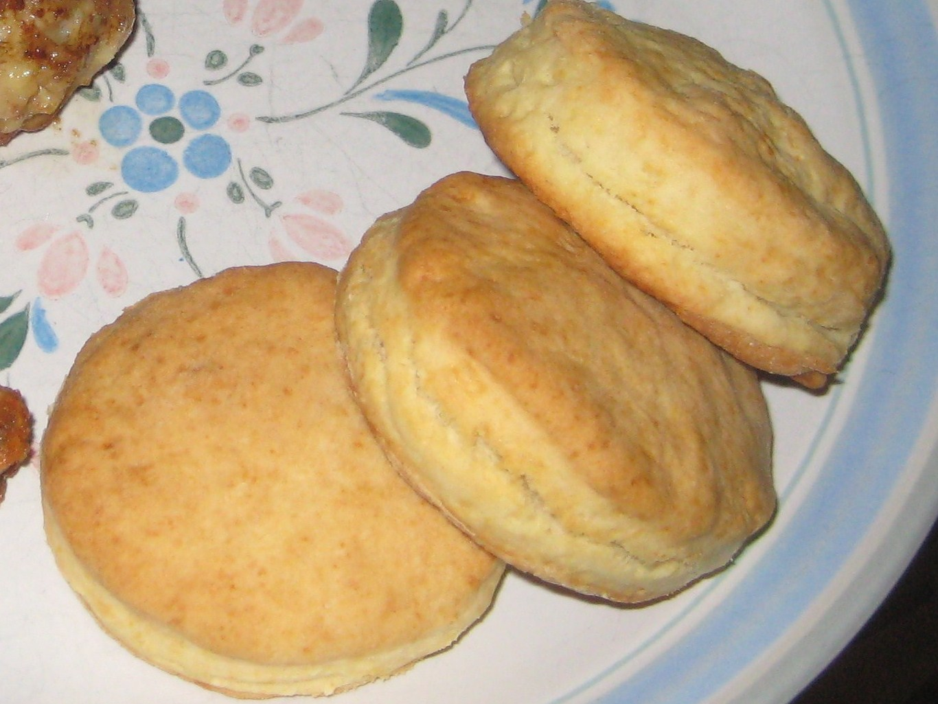 America S Test Kitchen Cream Biscuits