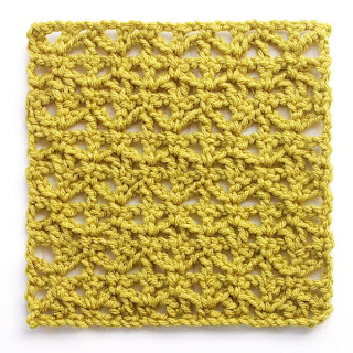 Variations on a Theme Mystery Crochet Along Square #4