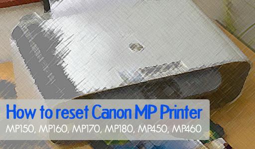 CANON MP160 TÉLÉCHARGER