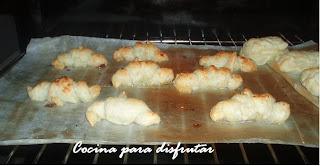 receta PALMERAS