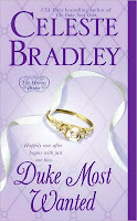 Review: Duke Most Wanted by Celeste Bradley