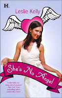 Review: She's No Angel by Leslie Kelly
