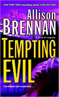 Review: Tempting Evil by Allison Brennan