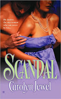 Review: Scandal by Carolyn Jewel