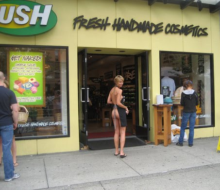 Naked Lush Women 67