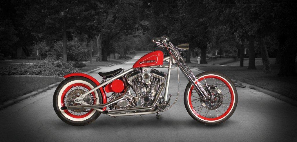Old School Loboy Bobber Blog Complete Motorcycle Bike Kit