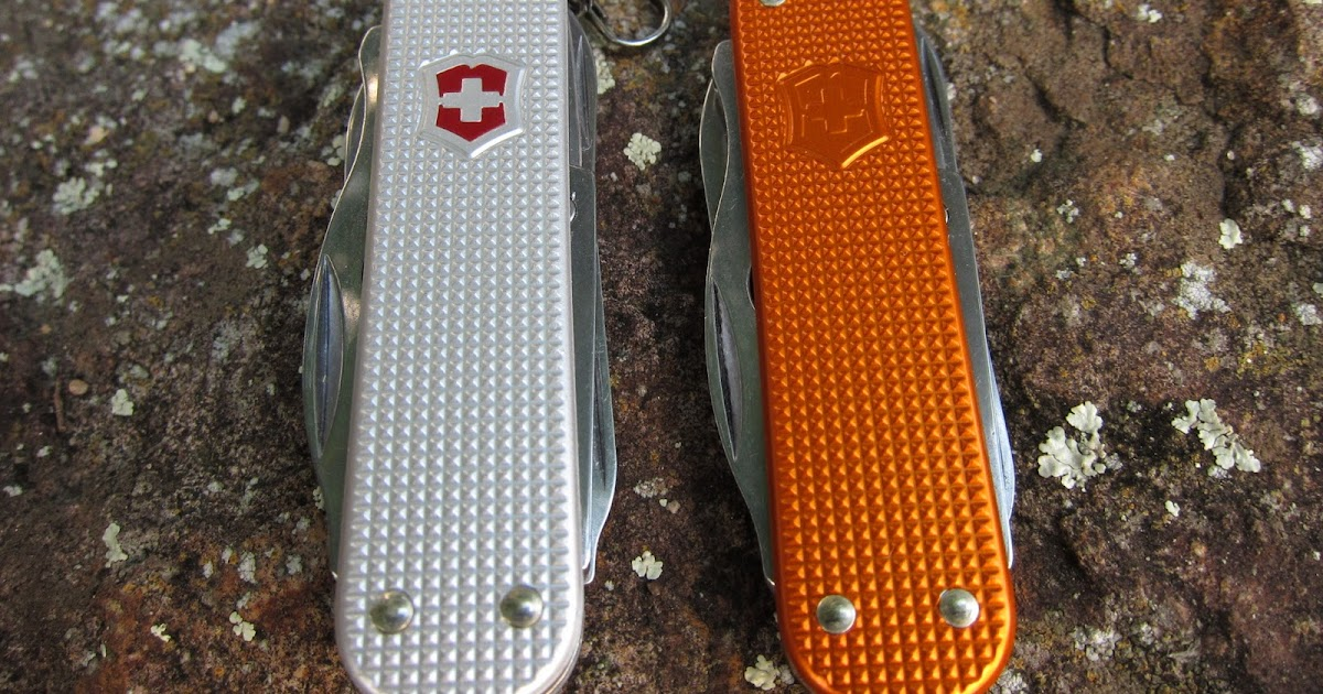Alox Victorinox Rambler Review Keychain Gadgets And