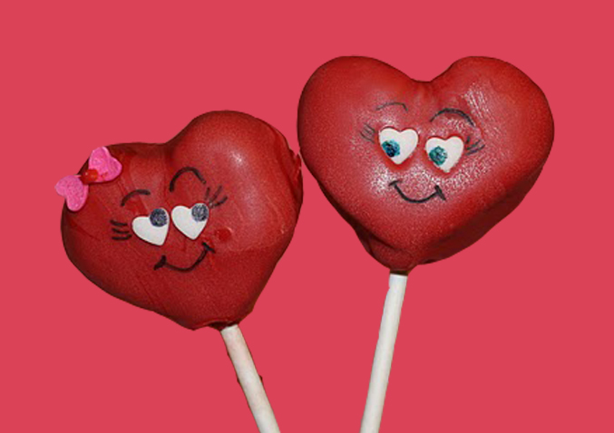 Mel S Sweet Treats Valentine S Day Cake Pops
