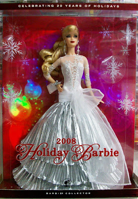 2009 Holiday Barbie