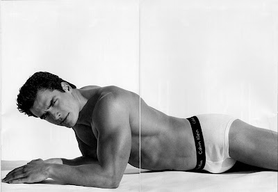 Found site Antonio sabato jr underwear consider