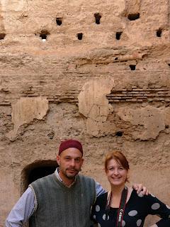 Marrakech Riad Adventures January 2011